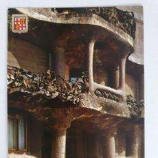 Postales: BARCELONA - PASSEIG DE GRÀCIA - PASEO DE GRACIA - CASA MILÀ - LAXC - P52817. Lote 269747528