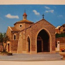 Postales: BARCELONA - CAPILLA SAN JOSÉ DE LA MONTAÑA - LAXC - P53079. Lote 269832848
