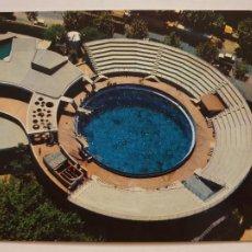 Cartes Postales: BARCELONA - DELFINARIUM PARQUE ZOOLÓGICO - LAXC - P53083. Lote 269833843
