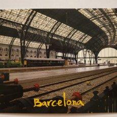 Cartes Postales: BARCELONA - ESTACIÓ DE FRANÇA / ESTACIÓN DE FRANCIA - LAXC - P53102. Lote 269851878