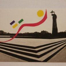 Cartes Postales: BARCELONA - PARC JOAN MIRÓ - FOTO COLITA - XXI REUNIÓN NACIONAL DE CIRUGÍA PLÁSTICA - LAXC - P53115. Lote 269935013