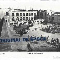 Postales: (PS-65812)POSTAL FOTOGRAFICA DE SABADELL-CASA DE BENEFICENCIA. Lote 270192403