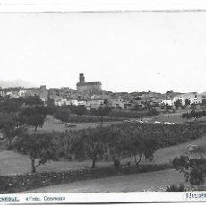Postales: (PS-65814)POSTAL FOTOGRAFICA DE ULLDEMOLINS-VISTA GENERAL.FOTO COSMOS. Lote 270192433