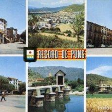 Postales: M04781 7391 PONTS DIVERSOS ASPECTOS 1973 ESCUDO DE ORO Nº1. Lote 270519833