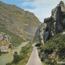 Postales: M04788 TREMP DESFILADERO DE TERRADETS 1970 ESCUDO DE ORO Nº5221. Lote 270520478