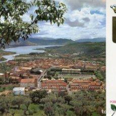 Postales: M04795 POBLA DE SEGUR VISTA GENERAL 1969 ESCUDO DE ORO Nº19. Lote 270521128