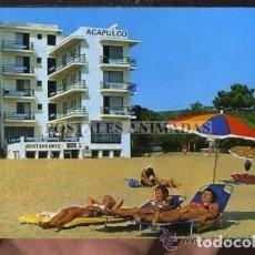 Postales: M04844 PLATJA D´ ARO HOTEL ACAPULCO 1971 PUBLINTEL. Lote 270575123