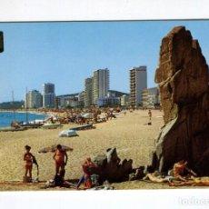 Postales: M04852 6859 PLATJA D' ARO PLAYA 1972 ESCUDO DE ORO Nº20. Lote 270575528