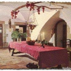 Postales: M04853 PLATJA D' ARO CLUB CASA VELLA SIGLO XVI ENTRADA 1962 VALMAN Nº485. Lote 270575603