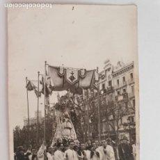 Postales: BARCELONA - MARE DE DÉU DE LA MERCÈ - PASSEIG DE GRÀCIA - FOTO ESPADALÉ - P53421. Lote 270636438