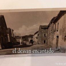 Postales: COLLSUSPINA. PLAZA MAYOR. POSTAL FOTOGRÁFICA. Lote 271039373
