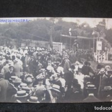 Postales: TORREDEMBARRA-FIESTA-FOTOGRAFICA-POSTAL ANTIGUA-(81.953). Lote 271399203