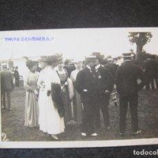 Postales: TORREDEMBARRA-FIESTA-FOTOGRAFICA-POSTAL ANTIGUA-(81.954). Lote 271399268
