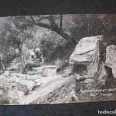 Postales: AIGUAFREDA DE DALT-FONT FRESCA-FOTOGRAFICA-POSTAL ANTIGUA-(81.957). Lote 271400138