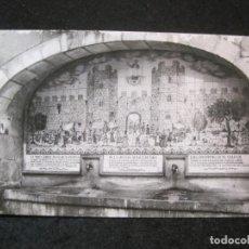 Postales: BARCELONA-FUENTE DE LA CALLE DE PUERTAFERRISA-FOTO ARCHIVO CUYAS-22-POSTAL ANTIGUA-(81.967). Lote 271403763