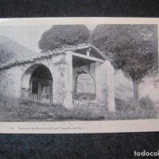 Postales: SANTUARI DE BASTANIST (CADI)-CAPELLA DEL BOIX-POSTAL ANTIGUA-(81.970). Lote 271405123