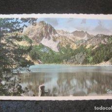 Postales: ESPOT-LAGO DE SAN MAURICIO-FOTOGRAFICA JUAN SALA-POSTAL ANTIGUA-(81.971). Lote 271405618