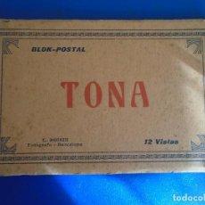 Postales: (PS-65950)BLOCK DE 12 POSTALES DE TONA-FOTOGRAFO L.ROISIN. Lote 271818298
