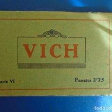 Postales: (PS-65953)BLOCK DE 24 POSTALES DE VICH-SERIE VI-JOSEP PALMAROLA. Lote 271819833