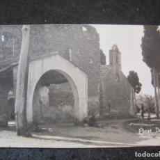 Postales: SELVA DEL CAMP-PARET DELGADA FRONTIS-FOTOGRAFICA-POSTAL ANTIGUA-(82.388). Lote 274262908