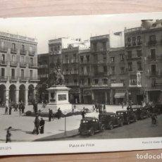 Postales: POSTAL REUS 2 - PLAZA DE PRIM EDICIÓN CASA GRAU. ORIGINAL. AÑOS 40. Lote 274643313