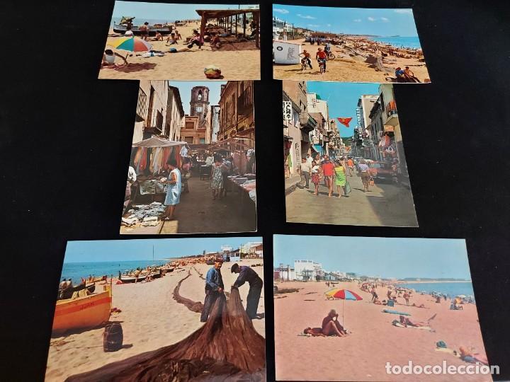 Postales: MALGRAT DE MAR / CONJUNTO DE 22 POSTALES DESDE LOS AÑOS 60 / BUENA CALIDAD / VER FOTOS. - Foto 3 - 275237523