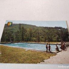 Cartoline: LA GARROTXA - POSTAL OLOT - PISCINA C.N. OLOT. Lote 275748183