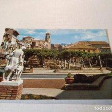 Cartoline: LA GARROTXA - POSTAL OLOT - PASSEIG DE BLAY. Lote 275749653