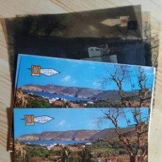 Postales: LA ESCALA Nº 507 VISTA GENERAL CALA MONTGÓ / POSTAL ,PRUEBA COLOR Y NEGATIVOS / EDICIONES PERGAMINO. Lote 276066538