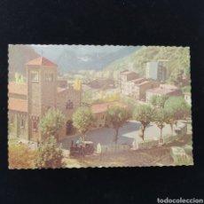 Postales: 60 ALTO BERGADA GUARDIOLA DE BERGADÀ IGLESIA PARROQUIAL EDICIONES PUIG RIBERA FOTOCOLOR VALMAN 1962. Lote 276552083