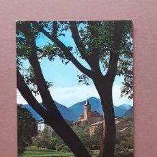 Postales: POSTAL 5257 GARCÍA GARRABELLA. IGLESIA VALENCIA DE ANEU. EL PALLARS. LÉRIDA. 1967. SIN CIRCULAR.. Lote 276560713