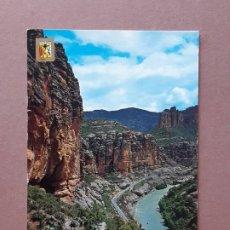 Postales: POSTAL 971 ESCUDO DE ORO. COLLEGATS. EL PALLARS. LÉRIDA. 1964. SIN CIRCULAR.. Lote 276564278