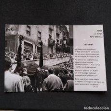 Postales: BERGA, LA PATUM, FOTO DESEURAS. LES GUITES. J. FORNELL.. Lote 276565308