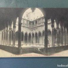 Postales: POSTAL BARCELONA ATV 27- PALACIO DE LA AUDIENCIA.. Lote 276577158