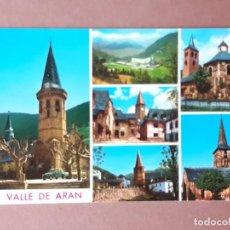 Postales: POSTAL 2145 ARRIBAS. VALLE DE ARÁN. LÉRIDA. 1967. CIRCULADA.. Lote 276720838