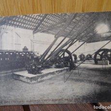 Postales: CANET DE MAR. CENTRAL ELÉCTRICA.. Lote 276930753