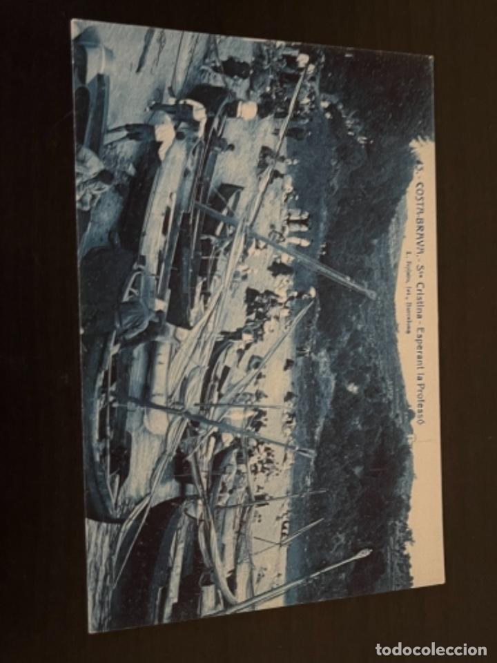 GIRONA. COSTA BRAVA. LLORET DE MAR A STA. CRISTINA. (Postales - España - Cataluña Moderna (desde 1940))