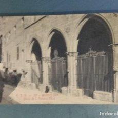 Postales: POSTAL ATV 137 - BARCELONA - IGLESIA DE S. ANTONIO ABAD. (AMBIENTADA).. Lote 276962883