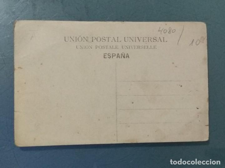 Postales: POSTAL ATV 137 - BARCELONA - IGLESIA DE S. ANTONIO ABAD. (AMBIENTADA). - Foto 2 - 276962883