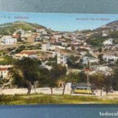 Postales: POSTAL ATV 18 - BARCELONA - ALREDEDORES, VISTA DE VALLCARCA. COLOREADA.. Lote 276965823