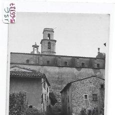 Postales: (PS-66137)POSTAL DE SANT BOI DE LLUSSANES-ESGLESIA PARROQUIAL. Lote 276978513