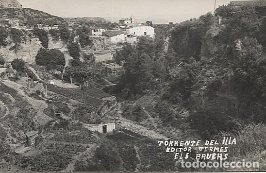 X125862 CATALUNYA BARCELONA PROVINCIA NOYA ELS BRUCHS TORRENTE DEL ILLA (Postales - España - Cataluña Antigua (hasta 1939))