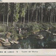 Postales: X125870 CATALUNYA BARCELONA PROVINCIA OSONA SANTA MARIA DE CORCO L' ESQUIROL FUENTE DEL MOLINO. Lote 277170738
