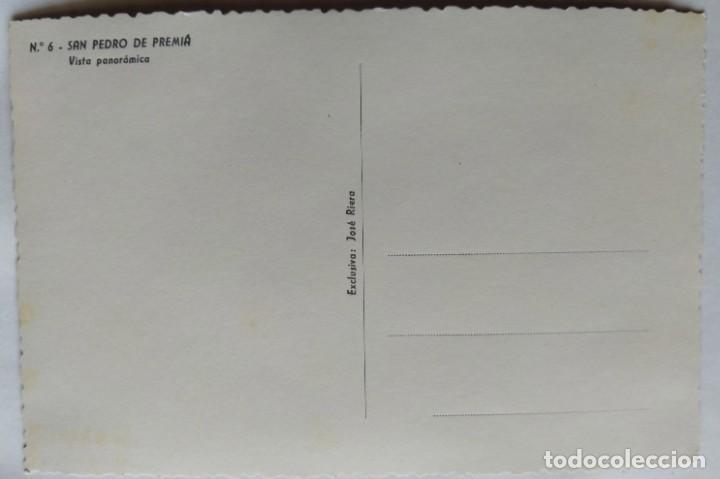 Postales: SAN PEDRO DE PREMIA VISTA PANORAMICA - Foto 2 - 277171813
