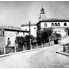 Postales: SAN LORENZO SAVALL - VISTA PARCIAL DESDE PONT DE CAL MAURICI - ED. LIB. CARRERAS Nº 1 - INÉDITA EN. Lote 277181443