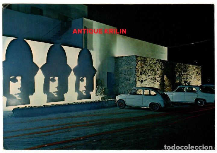 PLAYA DE ARO / DISCOTECA TIFFANYS / FOTO ZERKOWITZ SERIE 7 / Nº 10 (Postales - España - Cataluña Moderna (desde 1940))
