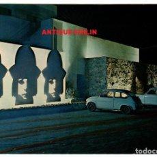 Postales: PLAYA DE ARO / DISCOTECA TIFFANYS / FOTO ZERKOWITZ SERIE 7 / Nº 10. Lote 277185733