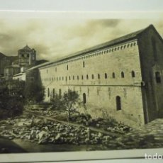 Postales: POSTAL POBLET DORMITORIO MONJES ESCRITA CM. Lote 277221993