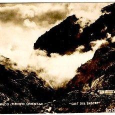 "Postales: NURIA - BARRANCO - SALT DEL SASTRE - ED. ZERKOWITZ"" - 137X88 MM.. Lote 277224383"