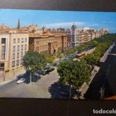 Postales: TARRAGONA RAMBLAS. Lote 277300643